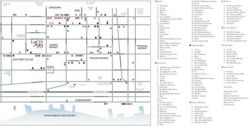 Lofts 399 at 399 Adelaide St W, Toronto, Ontario. Image 5