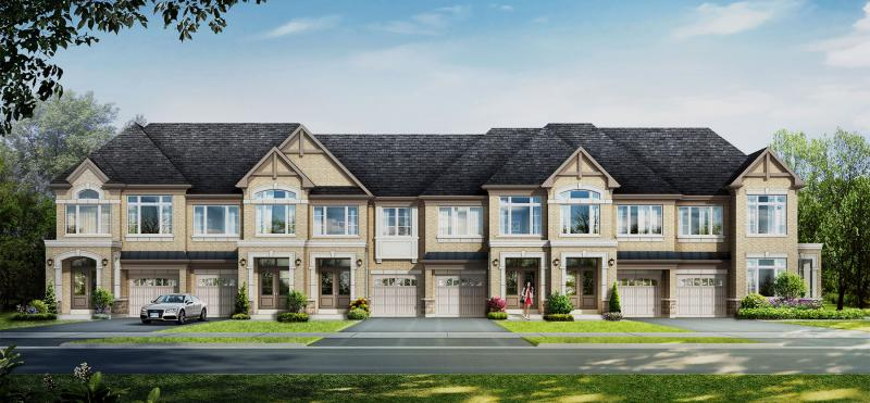 Mackenzie Collection at Weston Road & Major Mackenzie Drive West, Vaughan, Ontario. Image 2