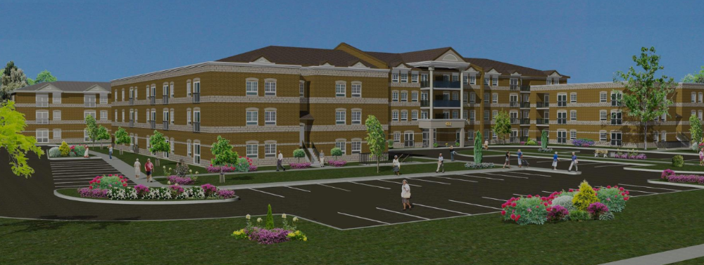 Glengrove on the Park at 481 Rupert Avenue, Stouffville Whitchurch, Ontario. Image 1
