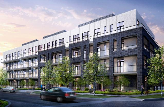 Union Condos at Markham Road & Bur Oak Avenue, Markham, Ontario. Image 1