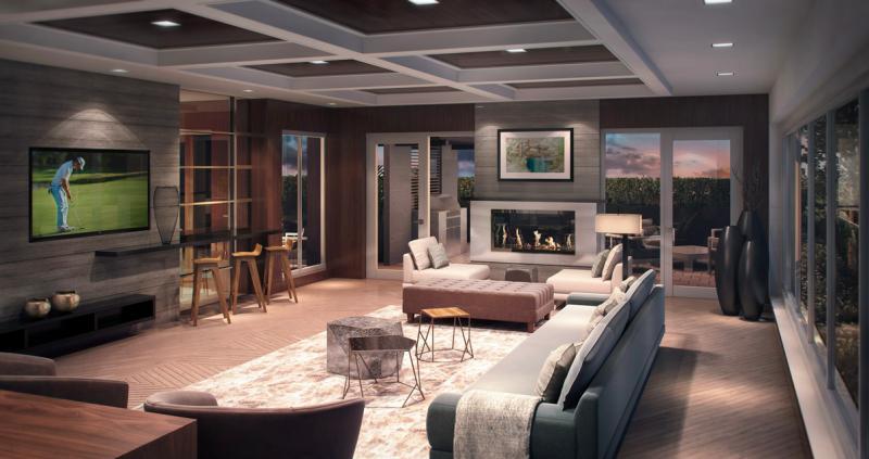 The Craftsman Condominium Residences at 1575 Lakeshore Road West, Mississauga, Ontario. Image 6