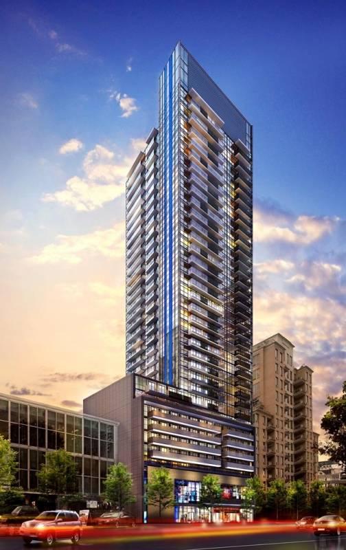 The Eglinton at 161 Eglinton Avenue East, Toronto, Ontario. Image 1