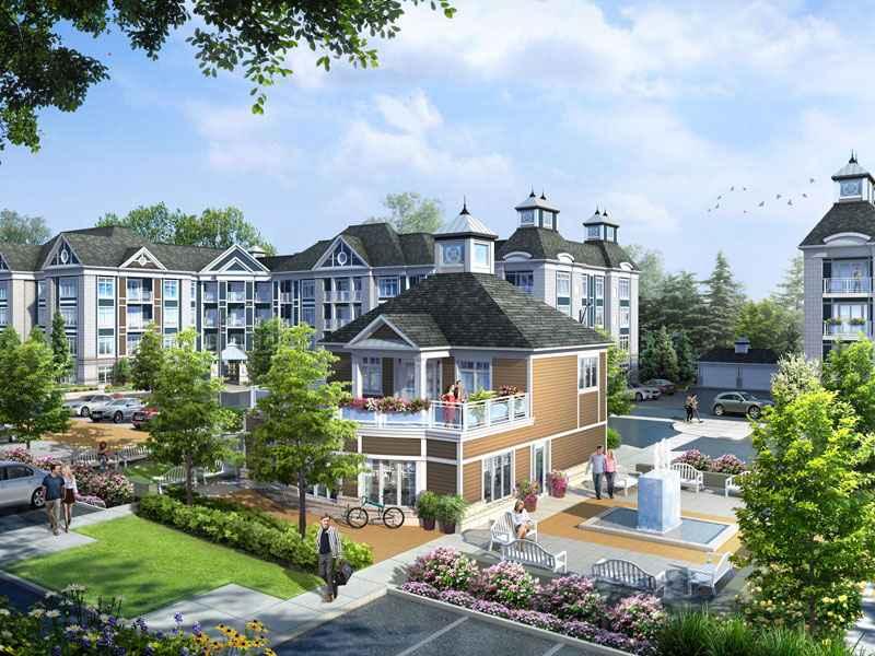 Harbourside Condominiums at 670 Gordon Street, Whitby, Ontario. Image 3