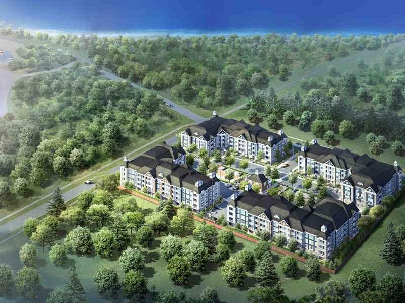 Harbourside Condominiums at 670 Gordon Street, Whitby, Ontario. Image 8
