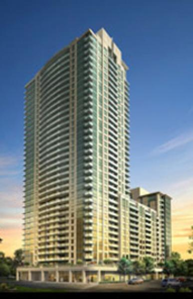 Infinity3 Condominiums at 19 Grand Trunk Crescent, Toronto, Ontario. Image 1