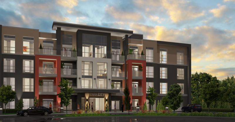 Park City 2 at 3040 Upper Middle Road, Burlington, Ontario. Image 5