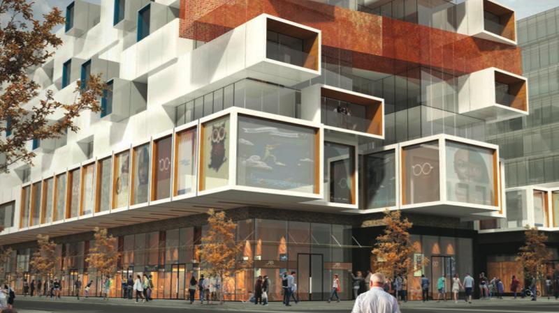 88 North Condos at 88 Queen Street East, Toronto, Ontario. Image 3
