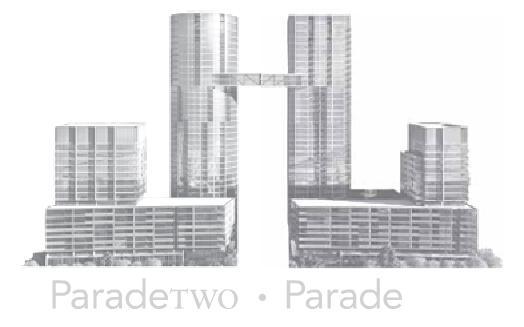 Parade - Building V at 21 Iceboat Terrace, Toronto, Ontario. Image 7