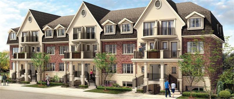 Harmony Oakville at 2385 Old Bronte Road, Oakville, Ontario. Image 1