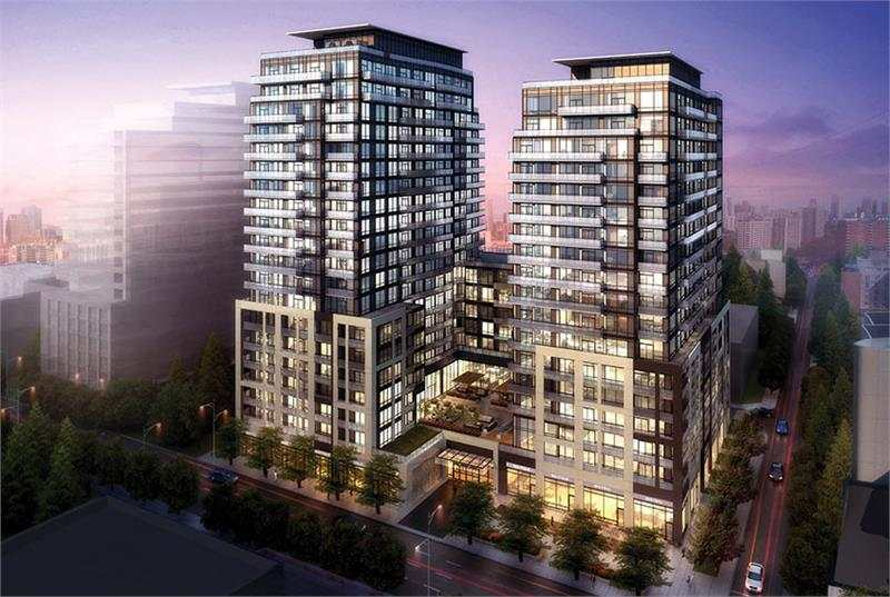 Axiom Condos Phase 2 at 424 Adelaide St E, Toronto, Ontario. Image 2