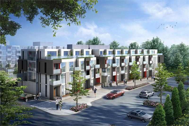 Link 2 Condos + Lofts at Dundas Street & Sutton Drive, Burlington, Ontario. Image 4
