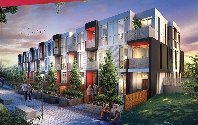 Link 2 Condos + Lofts at Dundas Street & Sutton Drive, Burlington, Ontario. Image 5