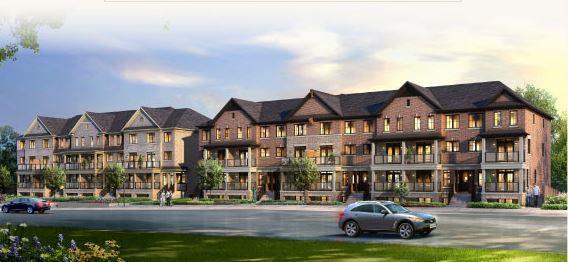 Riverside in Pine Grove at Pine Grove Road, Vaughan, Ontario. Image 5