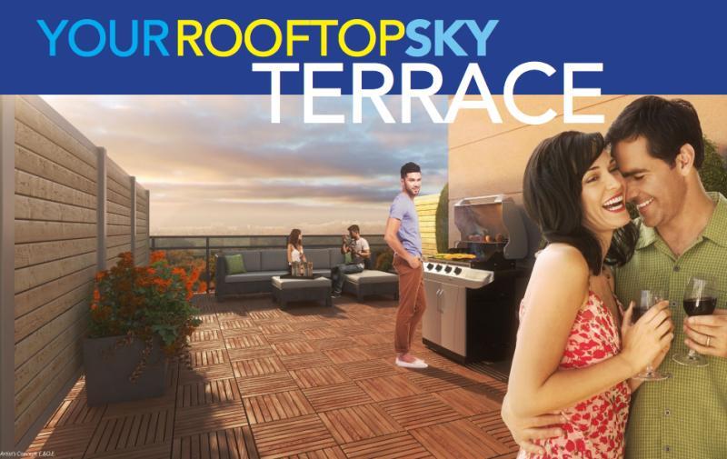 The Sky Lofts at 1355 Neilson Road, Toronto, Ontario. Image 1