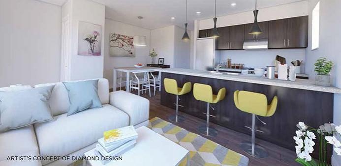 Urban Towndominiums at Mount Pleasant at Mississauga Road & Sandalwood Parkway West, Brampton, Ontario. Image 3