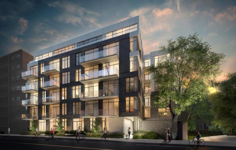 The Southwood at 633 Kingston Road, Toronto, Ontario. Image 7