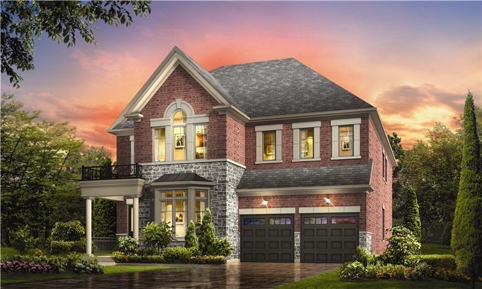 Kleinburg Crown Estates at Nashville Road and Stevenson Avenue, Vaughan, Ontario. Image 1