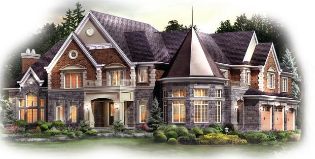 Kleinburg Crown Estates at Nashville Road and Stevenson Avenue, Vaughan, Ontario. Image 2