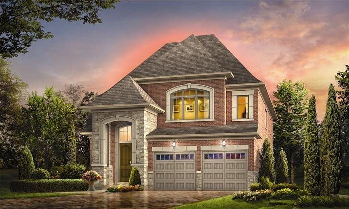 Kleinburg Crown Estates at Nashville Road and Stevenson Avenue, Vaughan, Ontario. Image 3