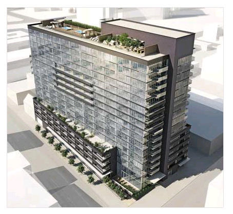 The Modern at 320 Richmond Street East, Toronto, Ontario. Image 2
