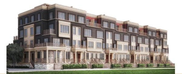 Minto Longbranch Phase 2 at 3600 Lake Shore Blvd W, Toronto, Ontario. Image 1