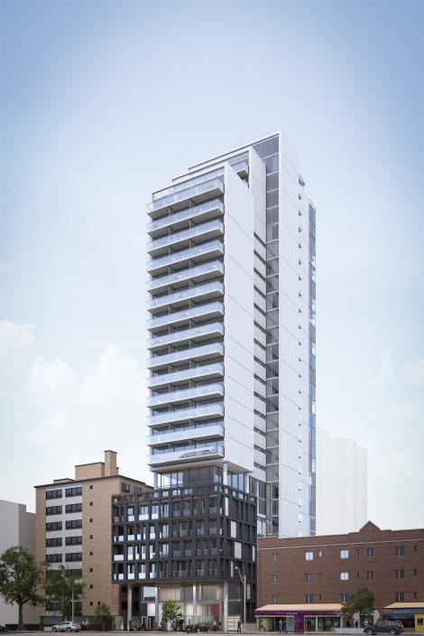 81 Wellesley at 81 Wellesley Street East, Toronto, Ontario. Image 3