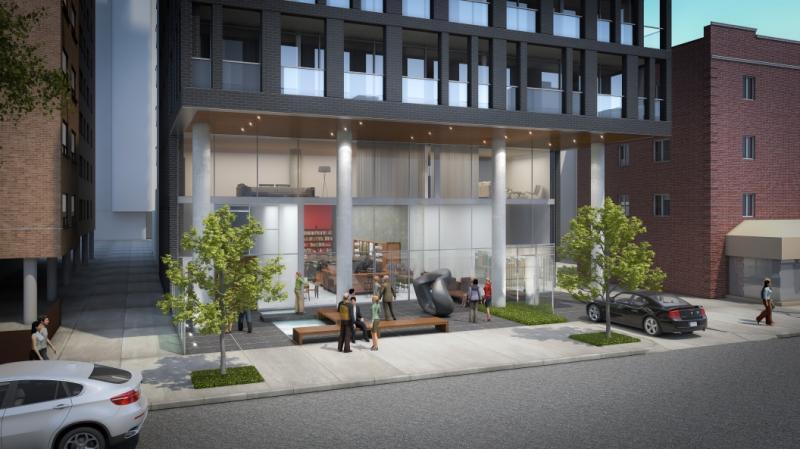81 Wellesley at 81 Wellesley Street East, Toronto, Ontario. Image 5