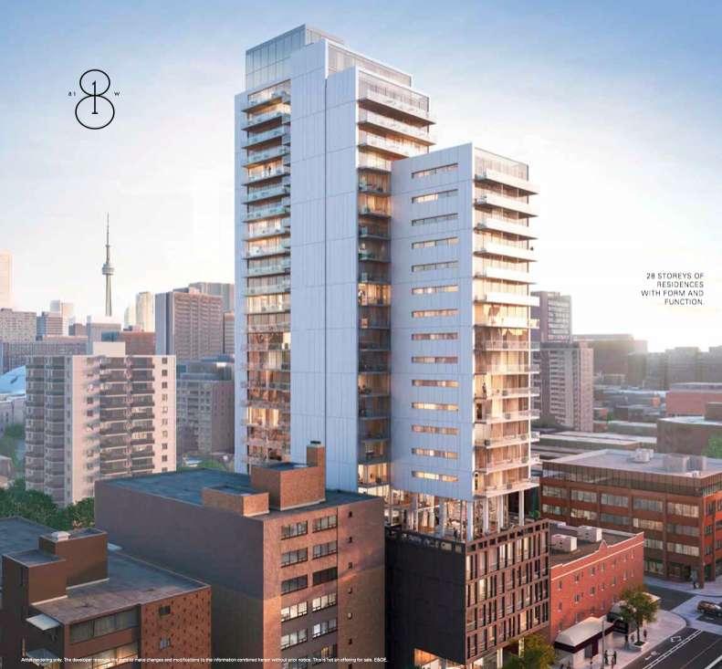 81 Wellesley at 81 Wellesley Street East, Toronto, Ontario. Image 7
