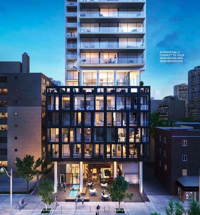 81 Wellesley at 81 Wellesley Street East, Toronto, Ontario. Image 8