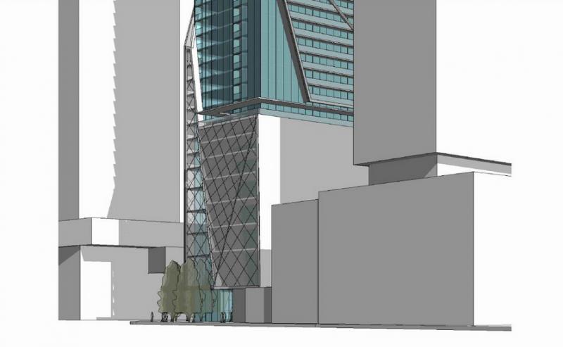 1 Eglinton East at 1 Eglinton Avenue, Toronto, Ontario. Image 3