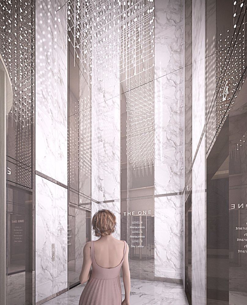 The One at 1 Bloor Street West, Toronto, Ontario. Image 2