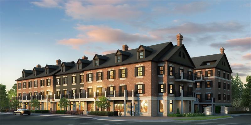 Liv Townhomes at 10060 Keele Street, Vaughan, Ontario. Image 6