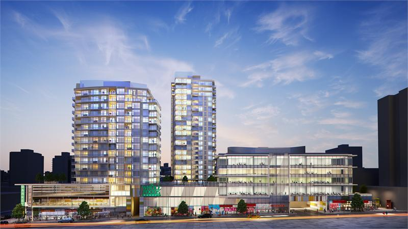 Centre View at 1308 Lonsdale Avenue North Vancouver, North Vancouver, British Columbia. Image 2