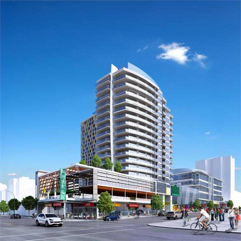 Centre View at 1308 Lonsdale Avenue North Vancouver, North Vancouver, British Columbia. Image 4