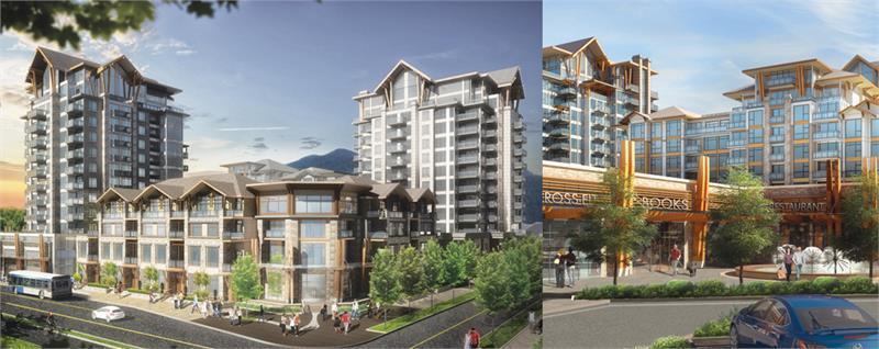 The Residences at Lynn Valley at 1199 Lynn Valley Road, North Vancouver, British Columbia. Image 3