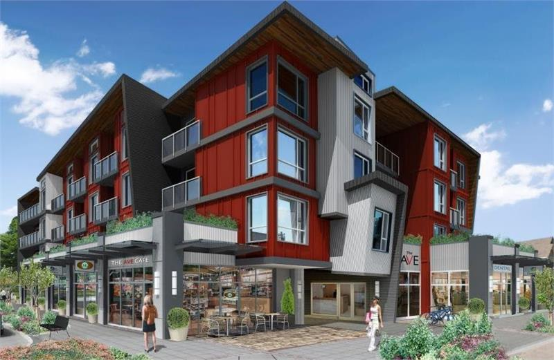 The Ave Boutique Residences at Pemberton Avenue & 16th Street West North Vancouver, North Vancouver, British Columbia. Image 1