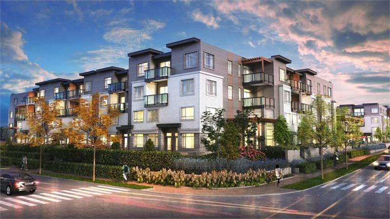 Mandarin Walk Townhomes and Condos at 4008 Stolberg Street, Richmond, British Columbia. Image 1