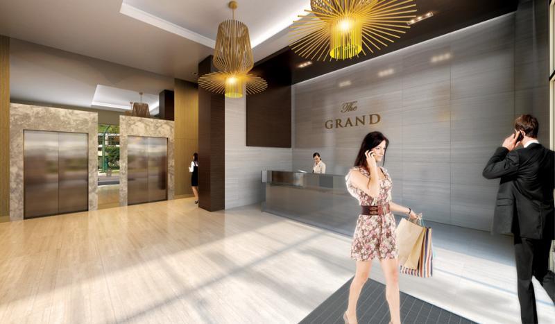 The Grand at Lansdowne at Lansdowne Road & Cooney Road, Richmond, British Columbia. Image 7