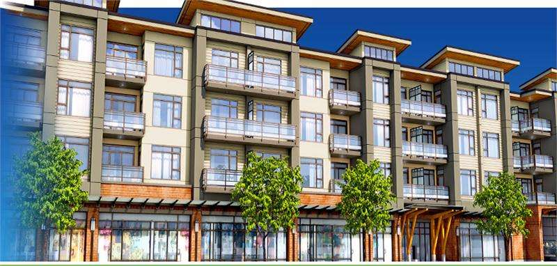 Metro Two Condos at 5352 Grimmer Street, Burnaby, British Columbia. Image 2