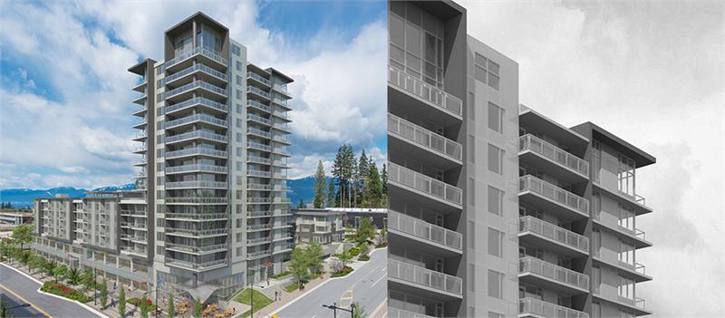 Centre Block at Univercity at 8955 University High Street, Simon Fraser University, Burnaby, Burnaby, British Columbia. Image 1