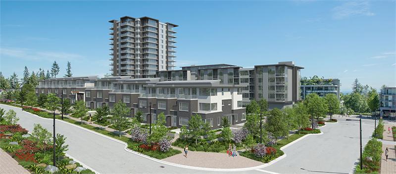 Centre Block at Univercity at 8955 University High Street, Simon Fraser University, Burnaby, Burnaby, British Columbia. Image 6