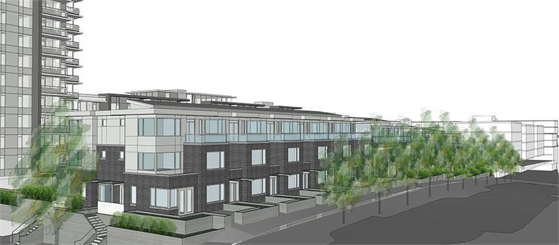 Centre Block at Univercity at 8955 University High Street, Simon Fraser University, Burnaby, Burnaby, British Columbia. Image 13
