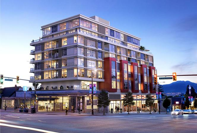 Cambie Star at Cambie Street & West King Edward Avenue, Vancouver, British Columbia. Image 2
