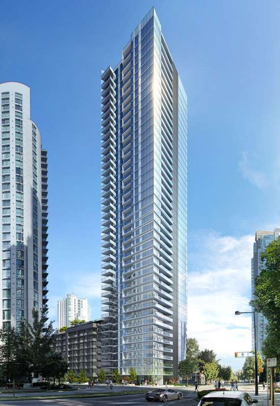 The Charleson at 1396 Richards Street, Vancouver, British Columbia. Image 5