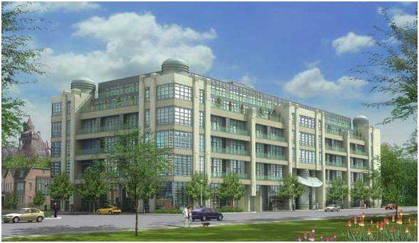 Madison Avenue Lofts at 380 MacPherson Ave, Toronto, Ontario. Image 1