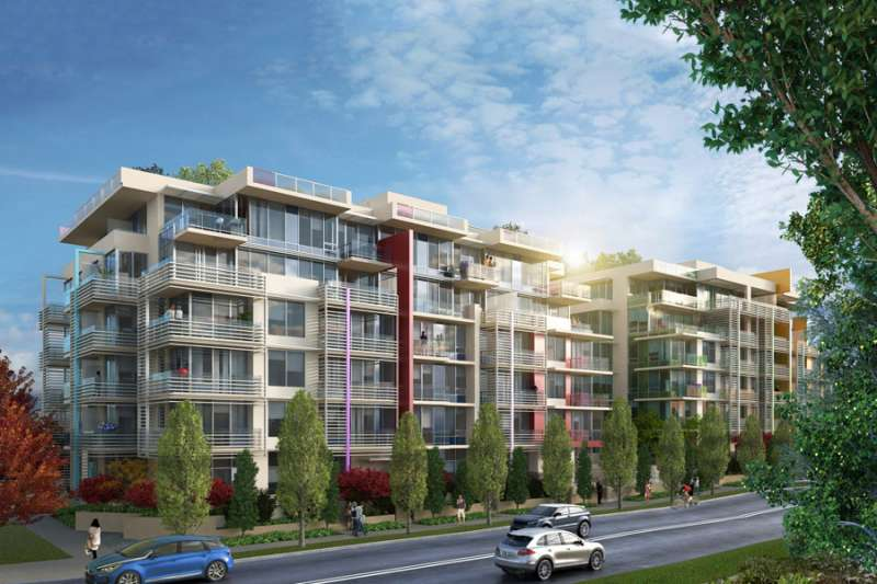 41 West Condos at 675 West 41st Avenue, Vancouver, British Columbia. Image 7