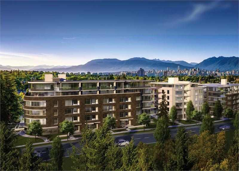 Empire at QE Park at Cambie Street and W 30th Avenue, Vancouver, British Columbia. Image 1