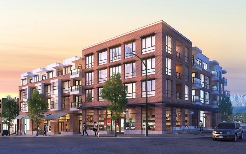 Midtown at 589 Broadway East, Vancouver, British Columbia. Image 4