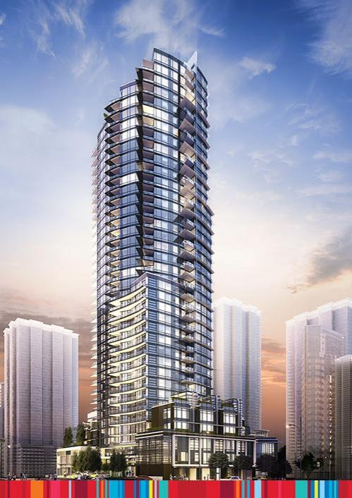 Tate Downtown at 1265 Howe Street, Vancouver, British Columbia. Image 2