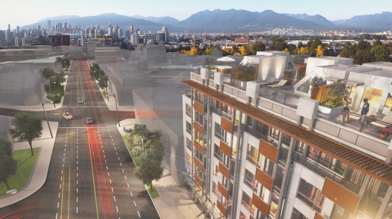 Vya at 233 Kingsway, Vancouver, British Columbia. Image 1